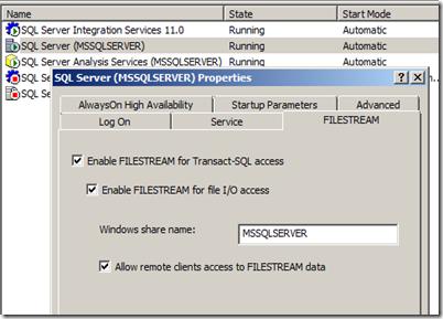 blog - Sql Server Configuration Manager